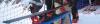 Mobilní lyžařský servisní stůl 16013