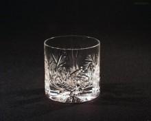 Sklenice křišťálová broušená whisky větrník 20006/26008/200  200 ml. 6 ks