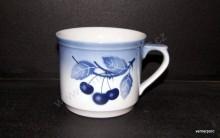 Hrnek vařák dekor Blue Cherry 4ks.