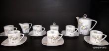Kávová souprava Tetra 046V 15-dílná