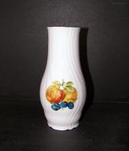 Porcelánová váza Bernadotte, ovoce 19cm