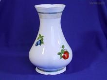 Porcelánová váza obří Mary Anne 80H 32 cm
