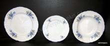 Sada talířů Bernadotte pomněnky 292051 18 dílná.