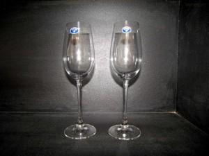 Sklenice Vintage 380 ml. šampaňské 2ks