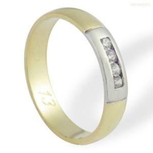 Snubní prsten č. 13 pár