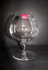 Sklenice Cassiopea brandy 550 ml. 6ks.