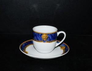 6ks EXTRA výhodně šálek s podšálkem kávový