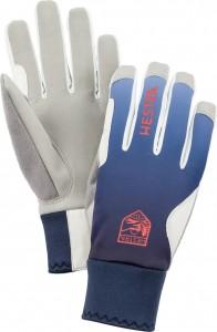 Běžkařské rukavice XC Race Fit modré