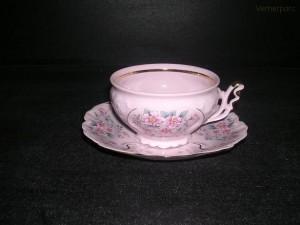 Čajový šálek s podšálkem Zuzka 288