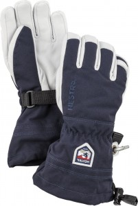 Dětské lyžařské rukavice ARMY LEATHER HELI SKI Jr.