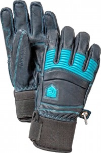 Freeridové rukavice Leather Fall Line