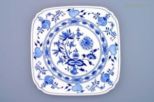 Hranatý talíř 29 cm