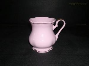 Hrnek MA 220 0,25 l., růžový porcelán