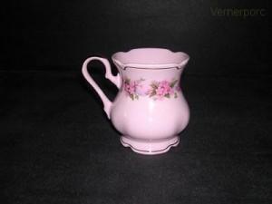 Hrnek MA A844 0,25 l., růžový porcelán