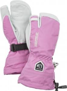 Juniorské tříprsté rukavice ARMY LEATHER HELI SKI Jr