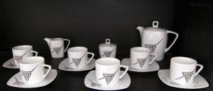Kávová souprava Tetra 023V 15d.