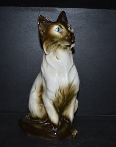 Kočka sedící velká, luxor