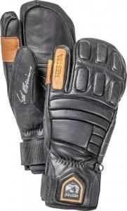 Kožené rukavice Seth Morrison's Pro Model 3prsté