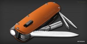 Multifunkční nůž 22 31 000919 Multitool Gerber Fit
