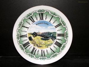 Nástěnné hodiny 26cm Pramen Labe