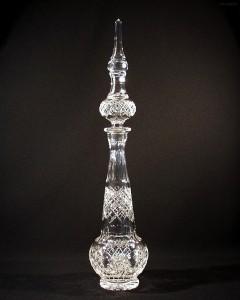 Perská láhev křišťálová broušená 40250/26008/105  1,05l.