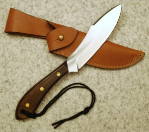 Pevný nůž R4S SURVIVAL