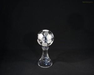 Pohár fotbalový míč křišťál 77040/00000/200  20cm.