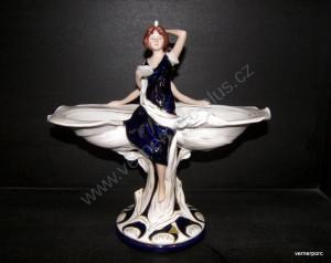 Porcelánová soška - Slečny s mušlemi 10560 isis
