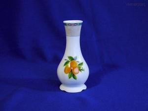 Porcelánová váza štíhlá Mary Anne 80H 15 cm