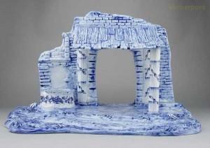 Porcelánové sošky - Salaš
