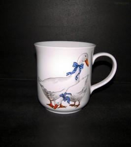 Porcelánový hrnek Golem husa 1,5l