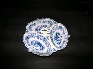 Porcelánový kabaret Diana 55 23 cm