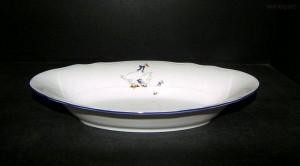 Porcelánový koš na chléb 807 33 cm