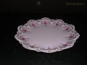 Porcelánový talíř Lenka 563 23 cm