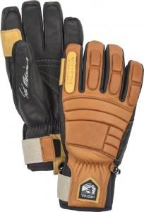 Prstové lyžařské rukavice Morrison Pro Model Navy