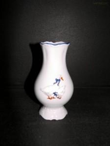 Reliéfní váza nízká 313 15cm