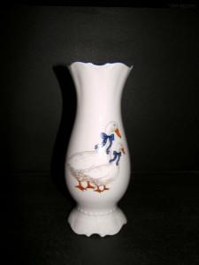 Reliéfní váza vysoká 313 25cm