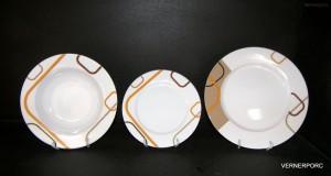 Sada talířů Cairo 1330143 18-dílná