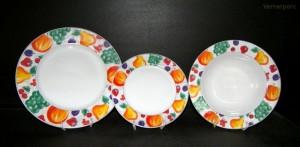 Sada talířů Colon E55940 18d.