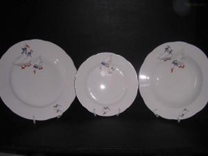Sada talířů Mary Anne 807 18d.