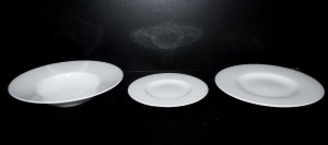 Sada talířů PASTA 18 dílná