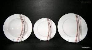 Sada talířů Sylvie 85009 18d.