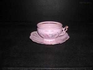 Šálek s podšálkem čajový, Zuzka 550