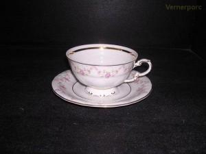 Šálek s podšálkem na čaj, Sonáta 158 0,2 l.