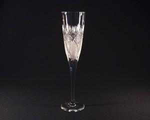 Šampaňská flétna křišťálová broušená 10259/56523/185 185ml. 6ks.
