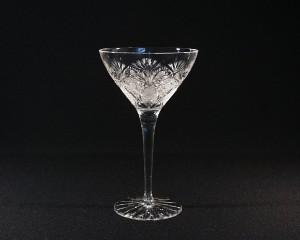 Šampaňská miska křišťálová broušená 10259/56523/190 190ml. 6ks.