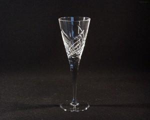 Sklenice broušená křišťál víno 130 ml. 10259/11008/130 6ks.