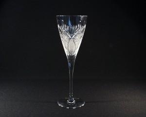Sklenice víno křišťálová broušená 10259/56523/270 270ml. 6ks.