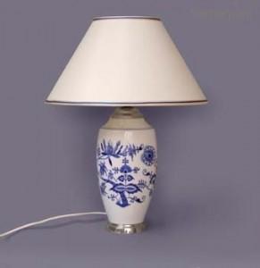 Stolní lampa - hladké stínítko 70558  00001