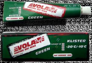 Stoupací KLISTER K43 zelený 225303 50g. -20°C / -10°C.